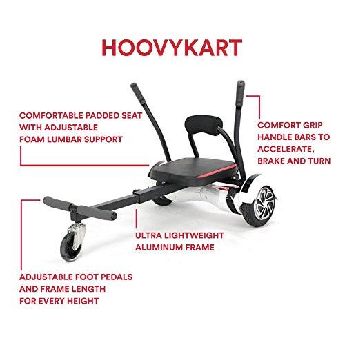 Hoverboard Go Kart