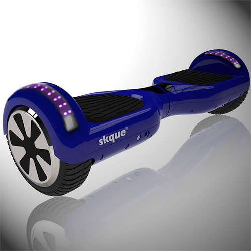 Skque Chrome Hoverboard for Kids