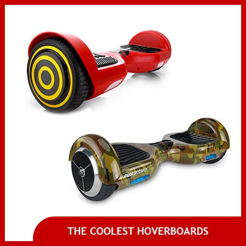 Coolest Hoverboards