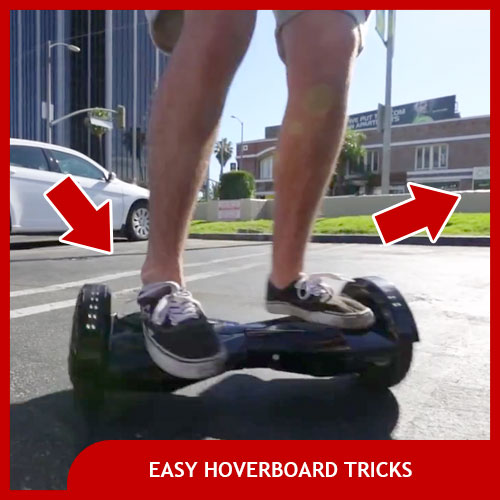 How to do Easy Hoverboard Tricks
