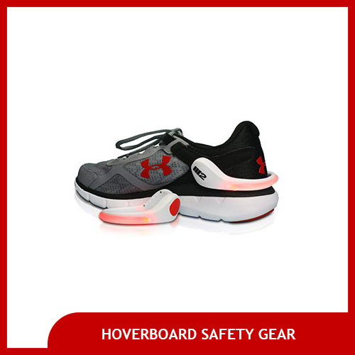 Hoverboard Safety Gear - Helmets, Pads, and Lights