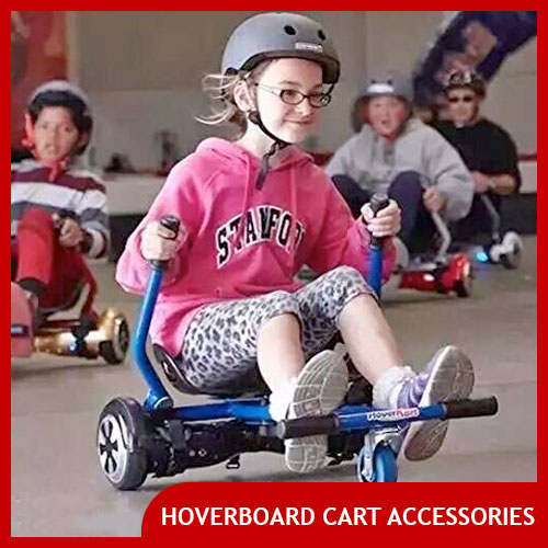 Hoverboard Cart, Go Kart, and Mobility Scooter Accessories