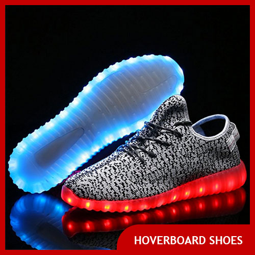 Hoverboard Shoes – LED Light Up Sneakers