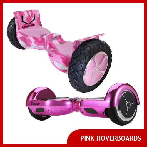 Best Pink Hoverboards