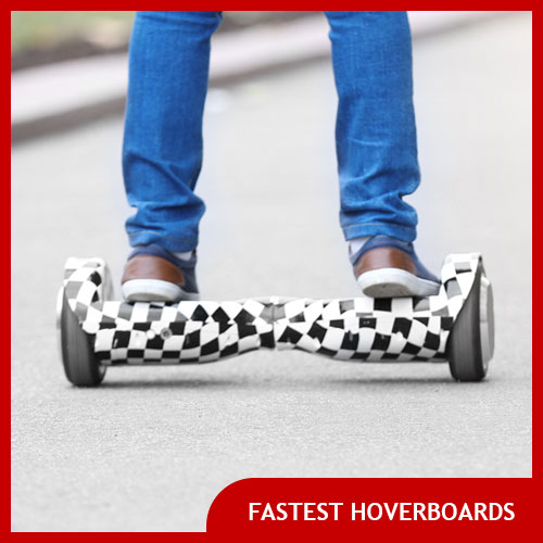 The Fastest Hoverboards