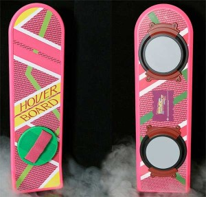 Back to the Future Hoverboard Prop