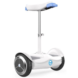 Airwheel S6 Self Balancing Electric Scooter with Seat