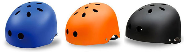 Children's Helmets for Safe Hoverboard Riding