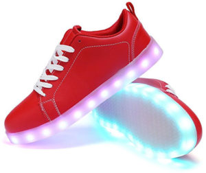 CIOR LED Light Up Shoes