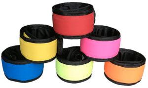 LED Slap Band Glow Bracelet