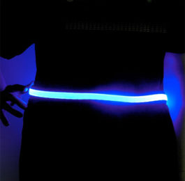 LED Reflective Belt Safety Lights