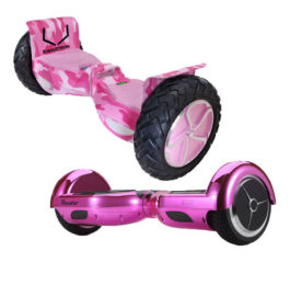 The Best Pink Hoverboards
