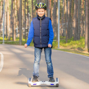 Hoverboard Safety Gear for Children
