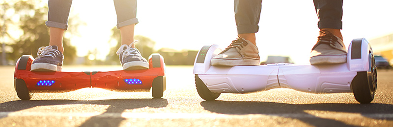 How to Ride a Hoverboard or Self Balancing Personal Transport