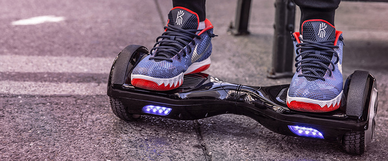 How to Ride a Hoverboard Step by Step