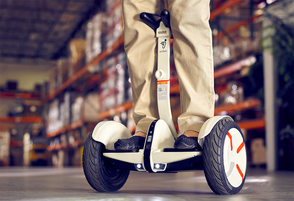 Hoverboards at Work: Practical Uses