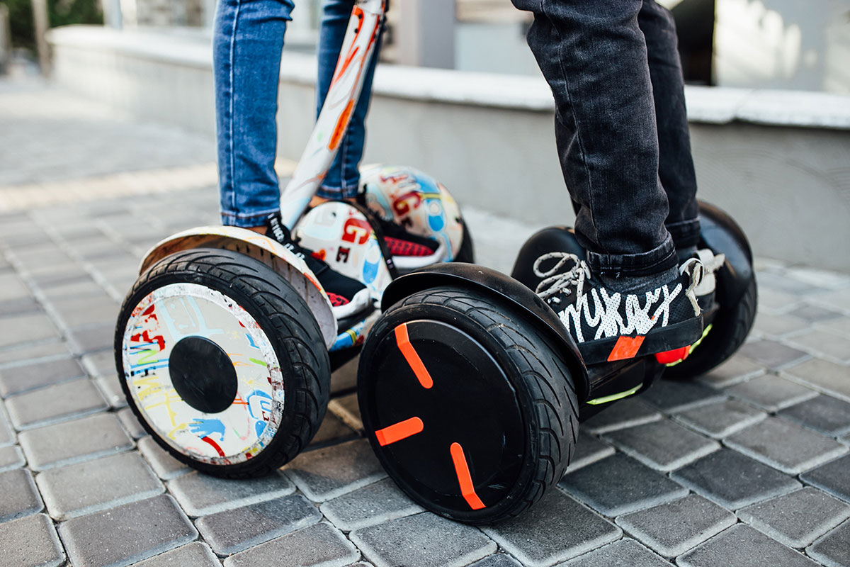 5 Fun Hoverboard Games for Kids & Teens